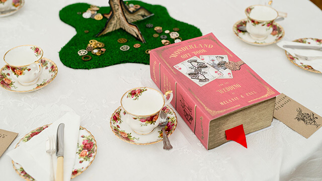Quirky Wedding Gifts Uk: Beautifully-Scented Products Of A Quirky Alice In